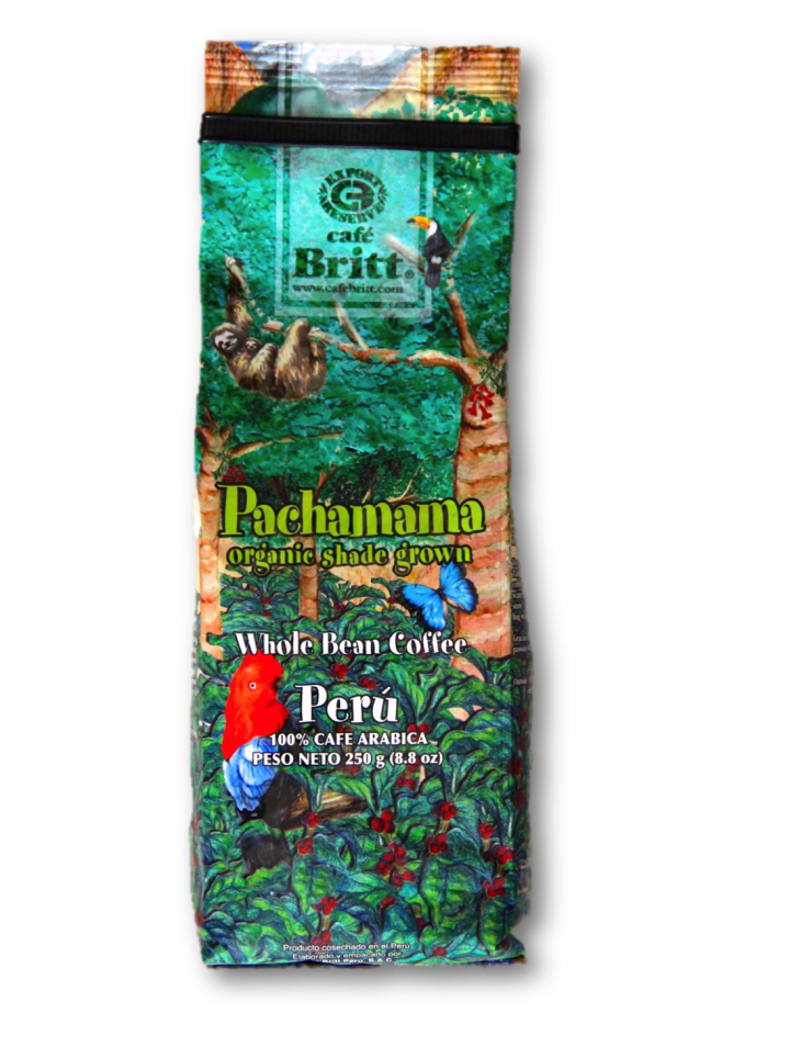 Artistico World - Pachamama Organic 250g CB
