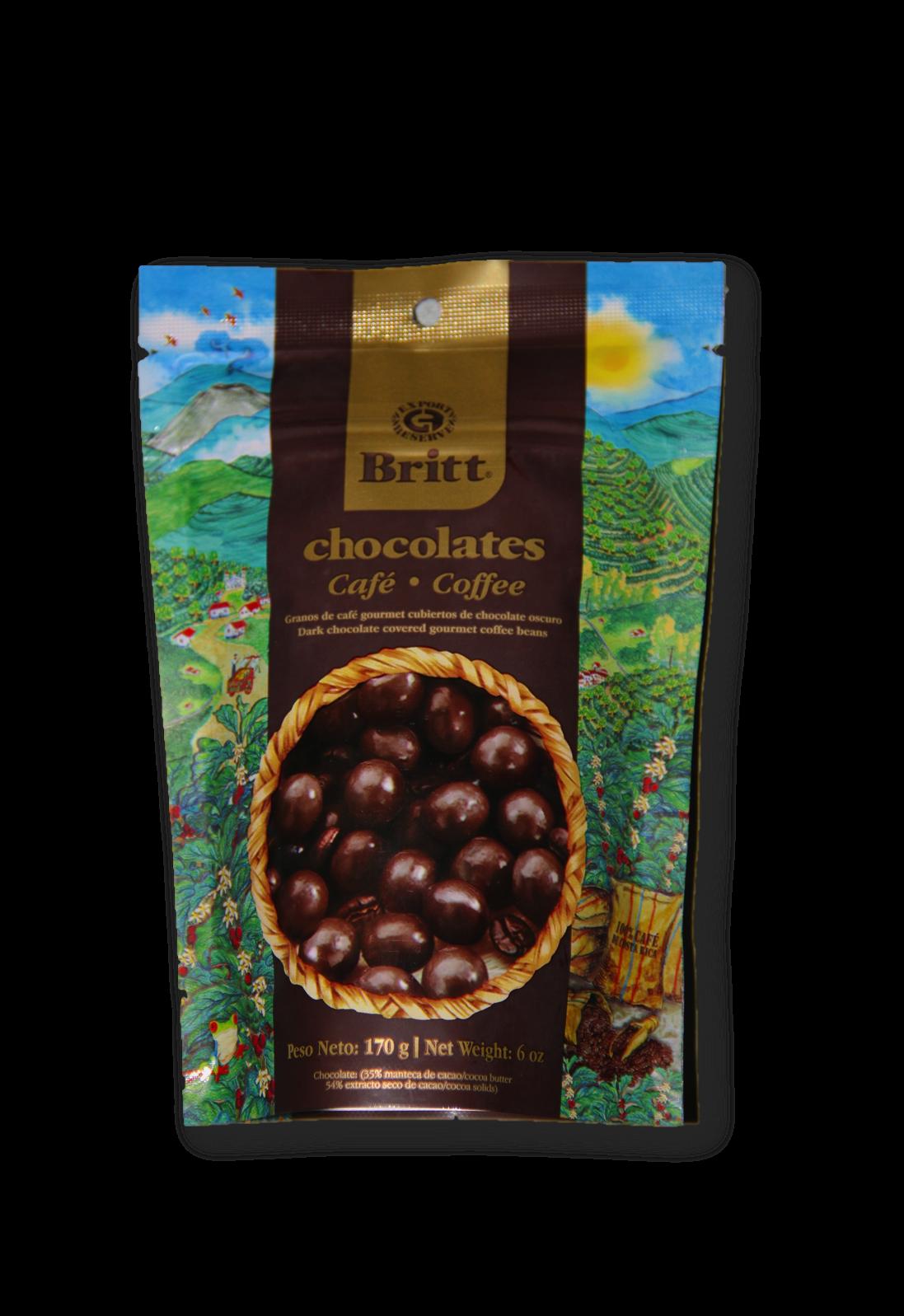 Dark Chocolate Covered Coffee Beans | ARTISTICO WORLD ®