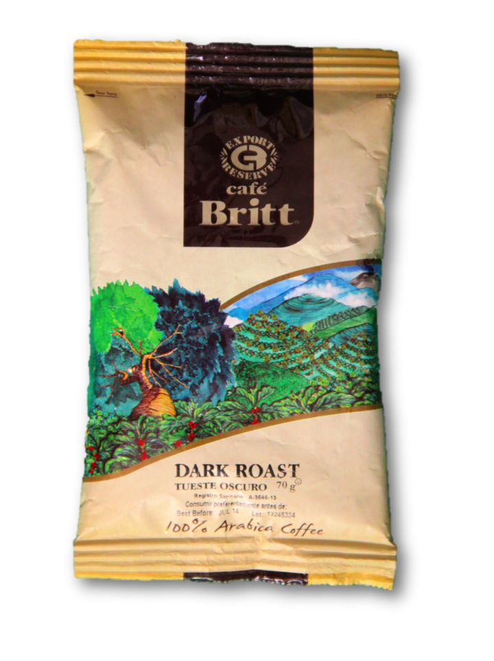 Artistico World-Dark Roast 70g CB